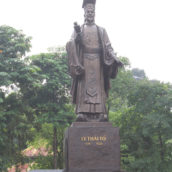 Ли Тхай-то, вьетнамский император, основатель династии Поздние Ли