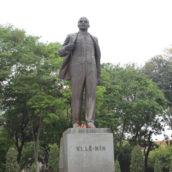 Памятник В.И. Ленину в Ханое