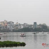 Тэй — пресноводное озеро в центре Ханоя