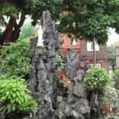 Статуэта и храм