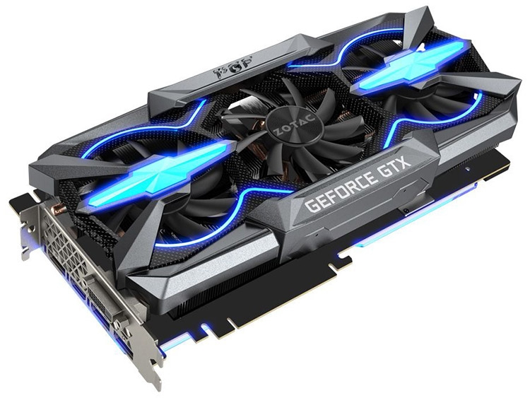ZOTAC GeForce GTX 1080 Ti PGF Edition