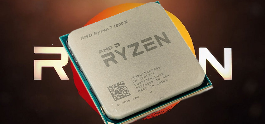AMD Ryzen™ 7 Desktop Processors