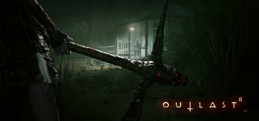 Screen Shot Outlast II