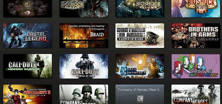Что купить на распродаже в Steam