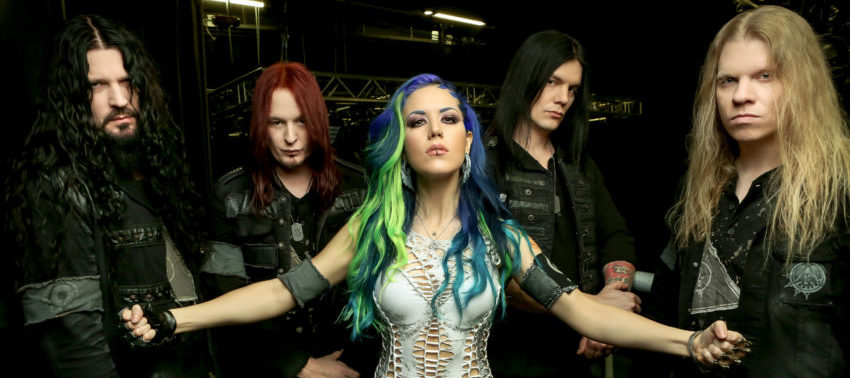 arch enemy alissa white gluz