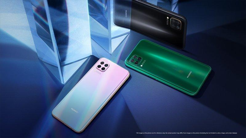 Huawei Nova 7i with Kirin 810