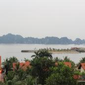 Вид на бухту с Туан Чау