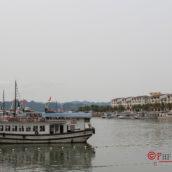 Туан Чау причал