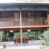 Резиденция где кабинет Хо Ши Мина