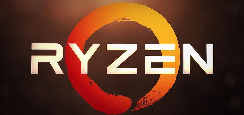 AMD Ryzen™ логотип