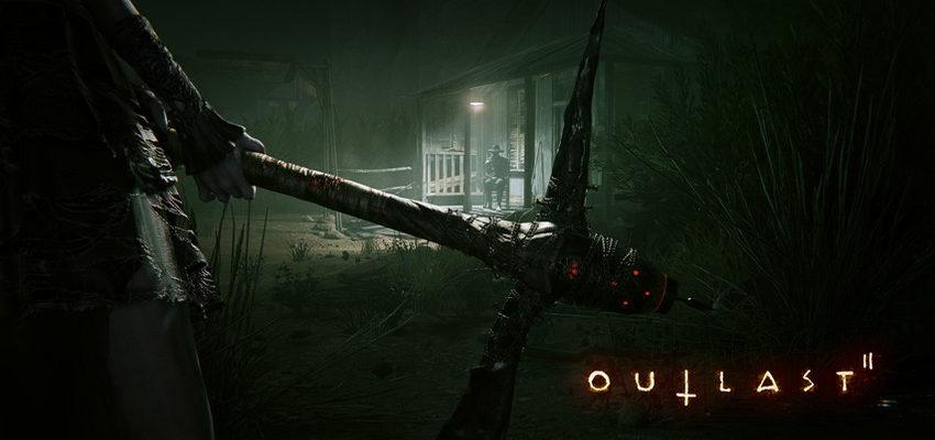 Screen Shot Outlast II